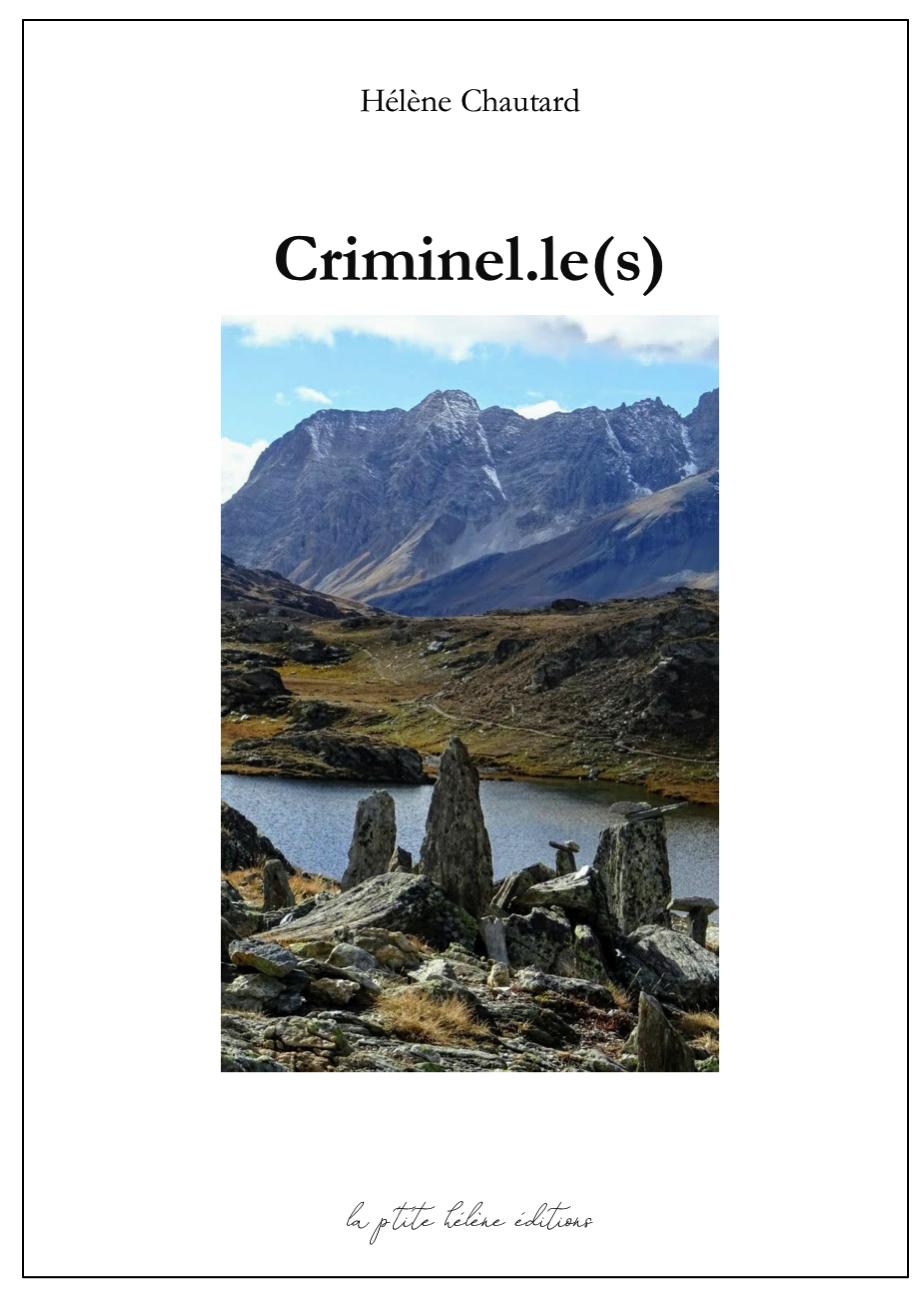 Criminelles couv