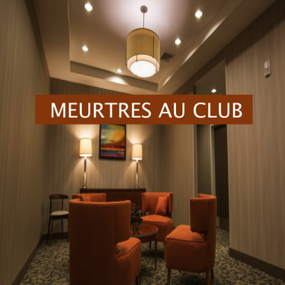 Meurtres au club